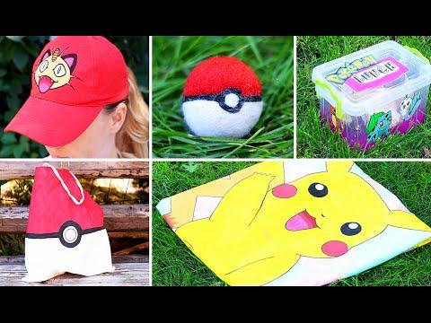 DIY Pokemon Picnic Set