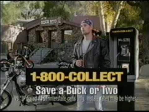 1-800-Collect Ad