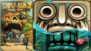 Temple Run 2 NEW UPDATE - Pirate Cove NEW Outfits, Magnum Guy Gameplay Walkthrough (iOS/Android)