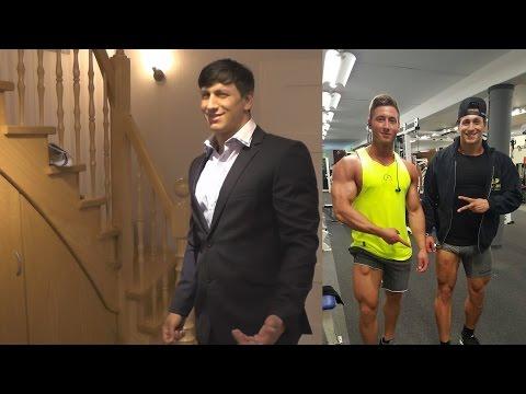Rico zu Besuch - In welchen Anzug passt er wohl rein?! Vlog