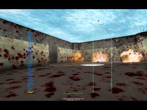 unreal tournament how to choose a map with console