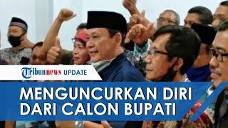 Ipar Jokowi Menyatakan Mundur dari Pencalonan Bupati Gunungkidul, Relawan Menangis