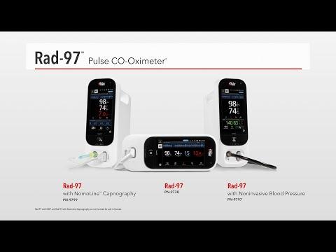 Demo Masimo Pulse Oximeter, Rad97