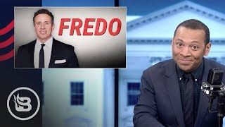 """Sorry Chris Cuomo, """"Fredo"""" Is NOT The N Word I White House Brief"""