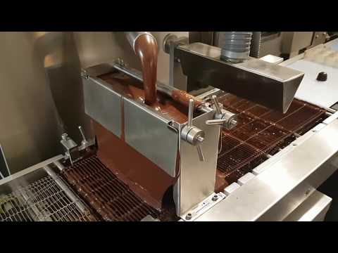 Chocolate Enrobing Machine Series Chocovision EX