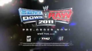 WWE SmackDown vs. Raw 2011 E3 Teaser Trailer