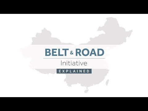 Belt and Road Initiative explained