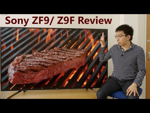 Sony ZF9/ Z9F Master Series 4K HDR TV Review