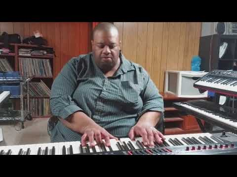 """Brazilian Rhyme Interlude"" (Earth Wind & Fire) performed by Darius Witherspoon (3/9/18)"