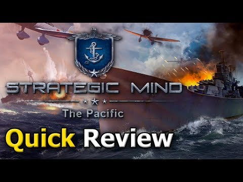 Strategic Mind: The Pacific (Quick Review) video thumbnail