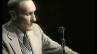 William S. Burroughs (circa 1982)