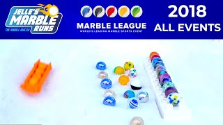 Marble Winter Olympics 2018 - All Events! (MarbleLympics)