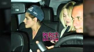 Kristen Stewart and Dakota Fanning Best Friends