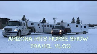 • Amateur Show Series: Packing || Travel To HITS Horse Show •
