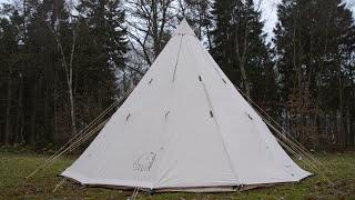 Kjøp Nordisk Alfheim 12.6 Tent fra Outnorth