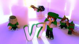 Timy's Minecraft Rig v7 Trailer/Release (Blender)