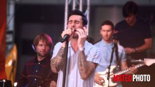 "Maroon 5 ""It was Always You""  Live on The Today Show"