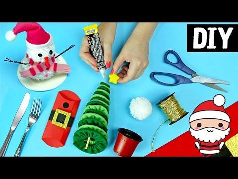 Faça você mesmo sua decoração de Natal e economize!