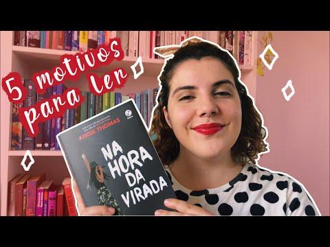 5 motivos para ler Na Hora da Virada, da Angie Thomas | Luisaleituras