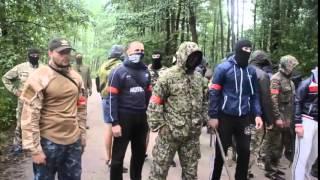 Правый сектор устроил перестрелку Волынской области  Новости Украины