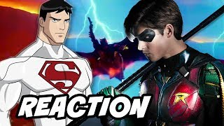 Titans Season 1 Superboy Theory and New Costumes Preview Breakdown