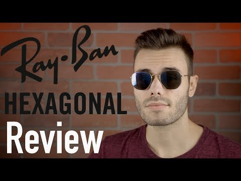 Ray-Ban Hexagonal Flat Lens Review