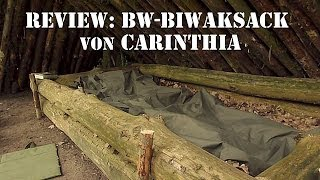 BW Bivy Bag Review