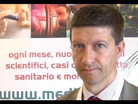 Osteocondrosi della VBN colonna cervicale