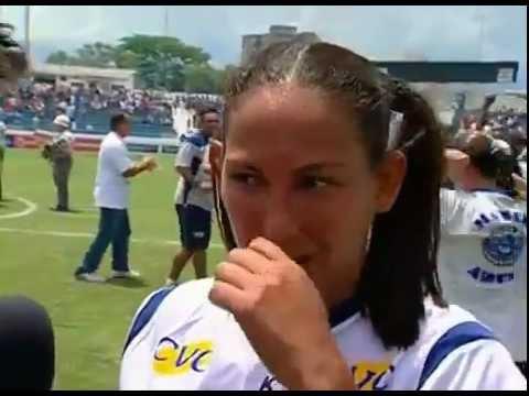 La conquista de la Copa Libertadores Femenina 2011 por el Sao José.