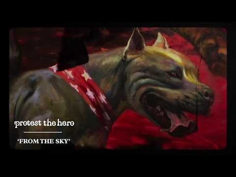 Protest The Hero | From The Sky (Official Video) online metal music video by PROTEST THE HERO