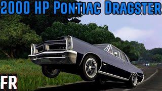 2000 HP Pontiac Dragster   Test Drive Unlimited Platinum