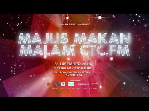 CTC.FM @ Majlis Makan Malam CTC.FM 2016