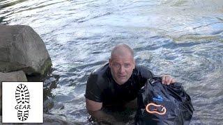 """Wasserdichter Rucksack """"25 Liter"""" von Aquapac"""