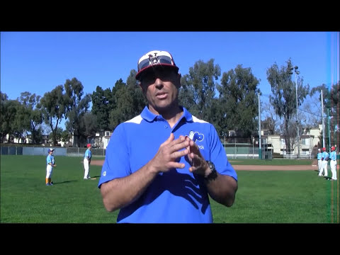 Youth Baseball Full Team Practice Template