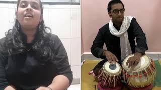 jiya le gayo ji mora sanwariya by shreya parulekar   - YouTube