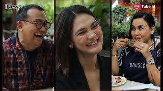 Melaney Richardo Bocorin Luna Maya Sudah Move On dari Reino Barack Part 03 - Alvin & Friends 11/12