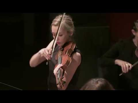 Soloist with String Orchestra of Brooklyn. Performing Anna Clyne's Prince of Clouds