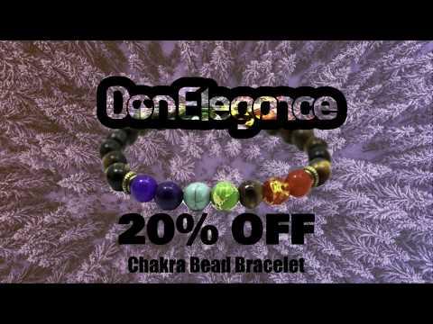 Chakra Bead Bracelet Review