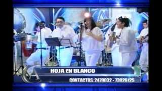 VIDEO: EN VIVO - (en CONOCIENDO A) - HB HOJA EN BLANCO EN VIVO