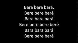 Gambar cover Alex Ferrari - Bara Bará Bere Berê [Official Lyrics Video   HQ/HD]