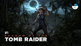 Shadow of the Tomb Raider Gameplay Part 1 Full HD @60 FPS