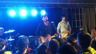 Arkells - Oh The Boss Is Coming / Whistleblower : The Ballroom UNB, Fredericton NB 01.02.12