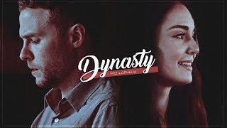 Fitz & Ophelia | Dynasty (AU)