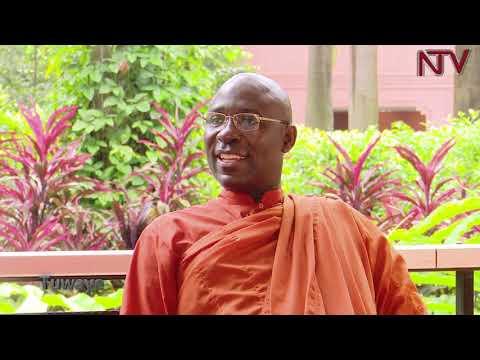 TUWAYE: Bhante Buddharakkhita ayogera ku bikwata ku nzikiriza ya Buddhism