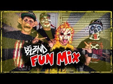 DJ BL3ND - FUN MIX