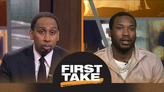 Meek Mill: I didn't sign up to be the face of injustice | First Take | ESPN