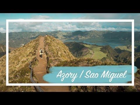 6 dní na ostrově Sao Miguel, Azory | Portugalsko