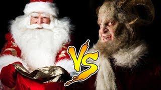 Дед Мороз VS Санта-Клаус и Крампус | КТО ТАКОЙ ДЕД МОРОЗ,САНТА-КЛАУС И КРАМПУС? СРАВНЕНИЕ ПЕРСОНАЖЕЙ
