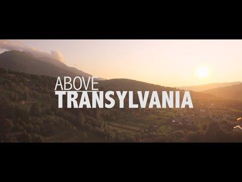 An Aerial Tour of Transylvania