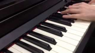Sawmill Creek Piano Part